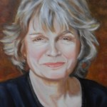 """Bobbie""  18"" x 24"" Oil on Canvas Private Collection"
